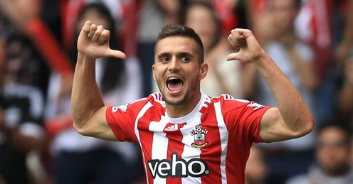 Dusan Tadic: Scored twice as Southampton beat Norwich
