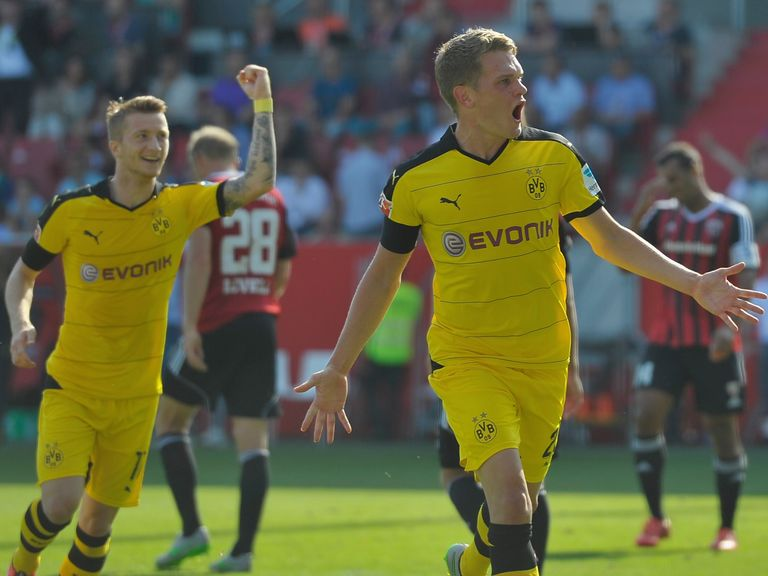A review of the weekend 39 s action in the german bundesliga - German league fixtures results table ...