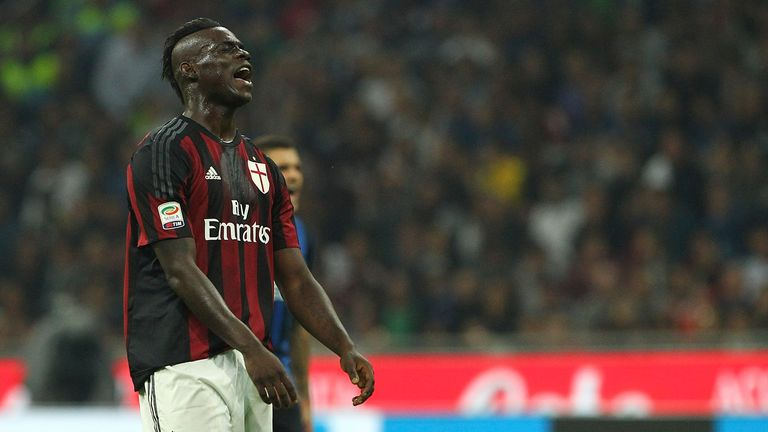 milan udinese highlights balotelli ac - photo#32