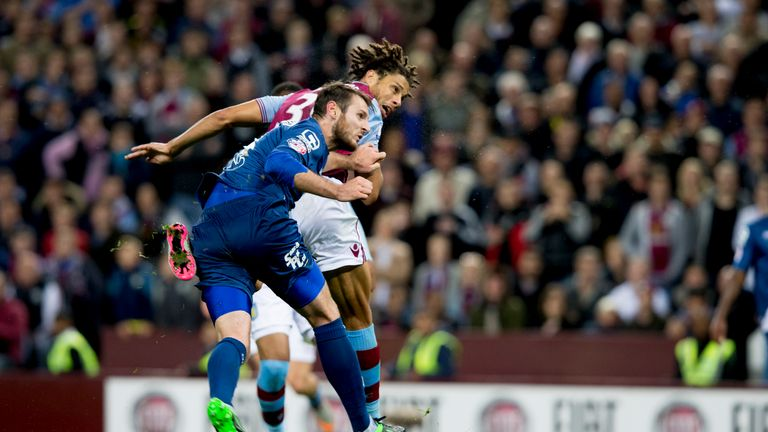 Villa beat Birmingham 1-0 in the Capital One Cup third round earlier this season