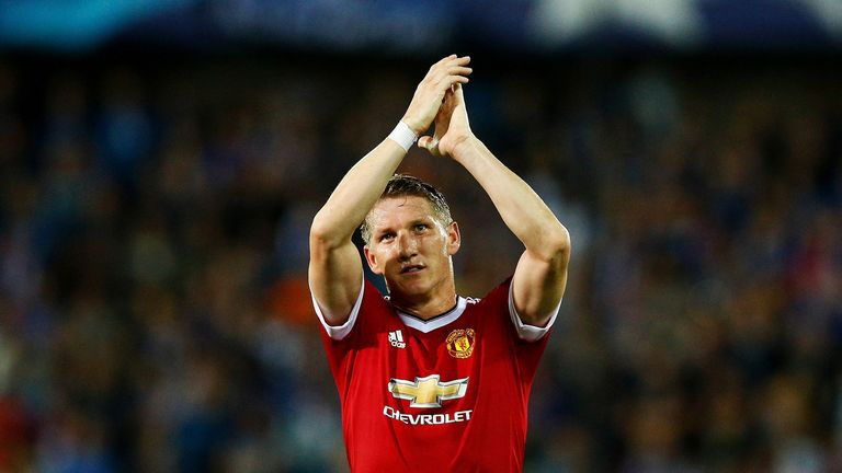 Manchester United appear to have paid under the odds for Bastian Schweinsteiger