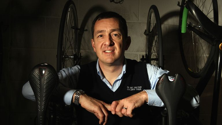 Chris Boardman's Triumphs and Turbulence: My Autobiography was named cycling book of the year