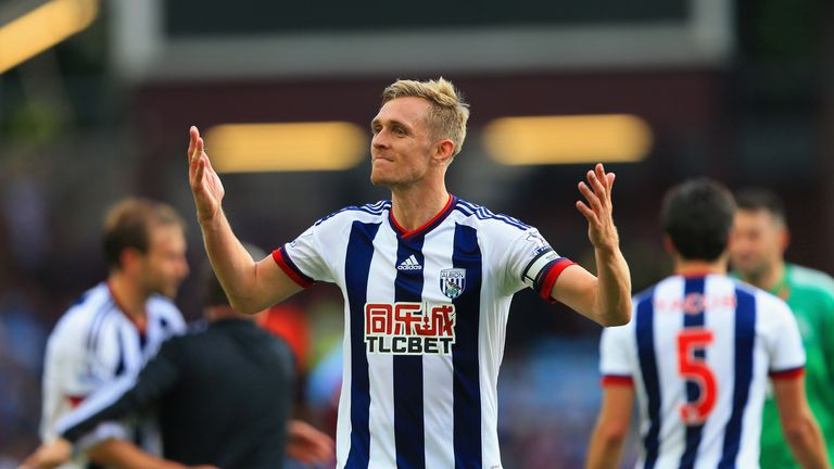 Darren Fletcher has impressed at Albion after leaving United