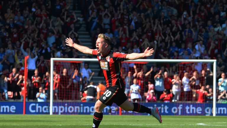 Matt Ritchie scored against Sunderland in the reverse fixture earlier this season