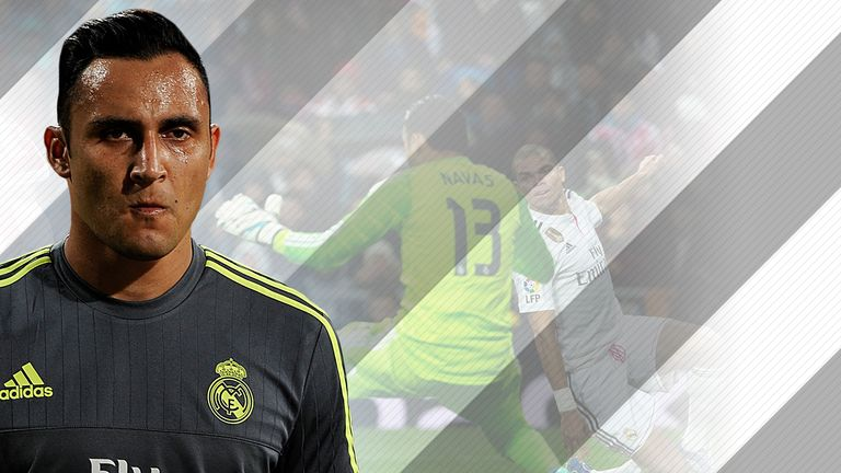 e32eded10 Can Keylor Navas shrug off the recent furore to succeed at Real Madrid