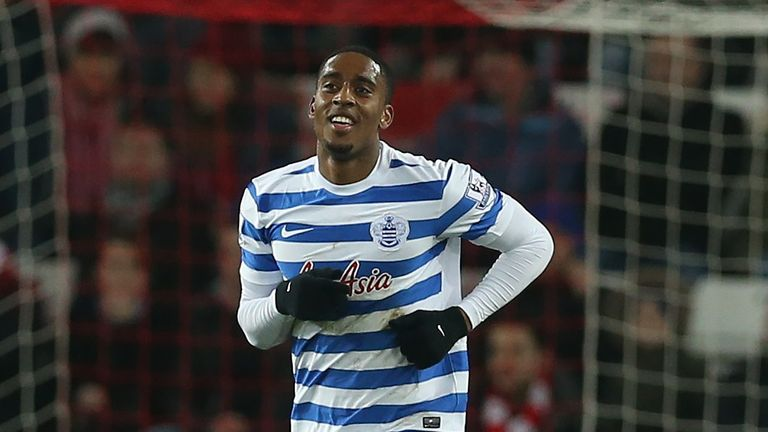 Leroy Fer signed for Swansea on loan from QPR on Deadline Day
