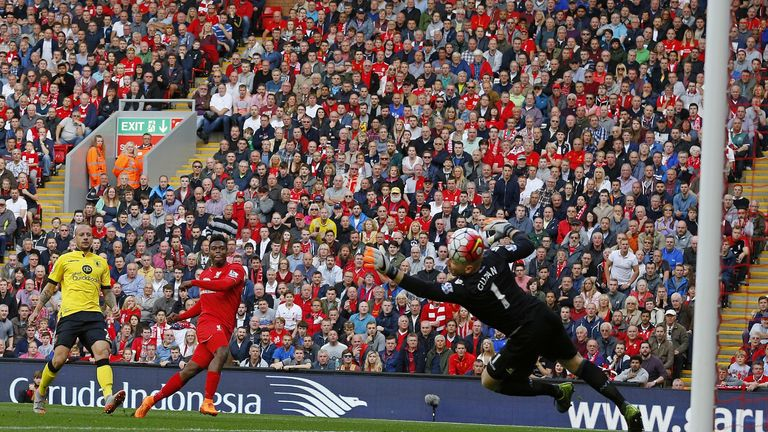 Sturridge's two goals this season came against Aston Villa in September