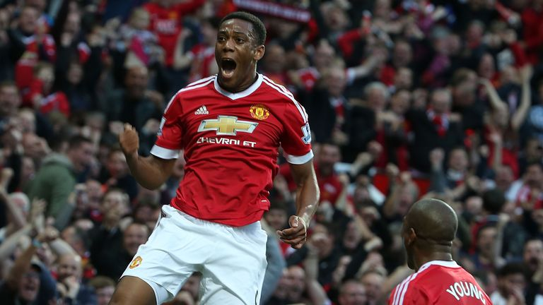 Anthony Martial's move from Monaco to Manchester United was the biggest Premier League transfer of the summer