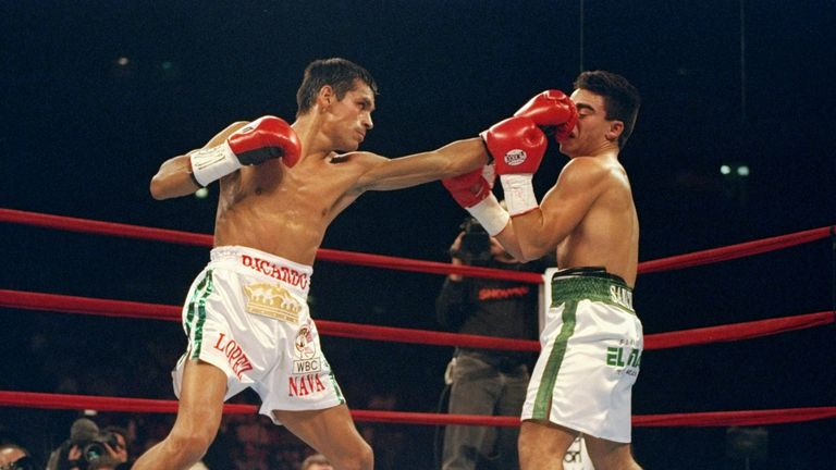 Image result for ricardo lopez boxer