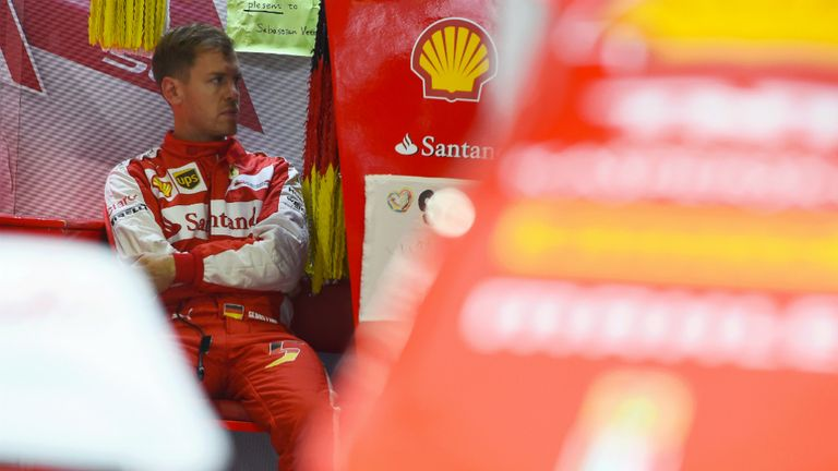 Sebastian Vettel, a four-time winner at Suzuka, is eyeing two poles on the spin