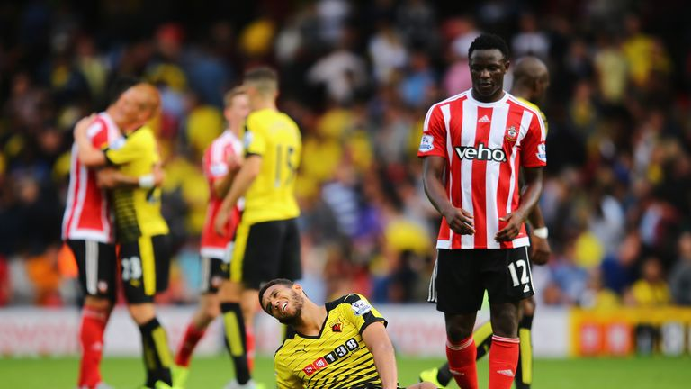 Southampton midfielder Victor Wanyama has 18 months left on his contract