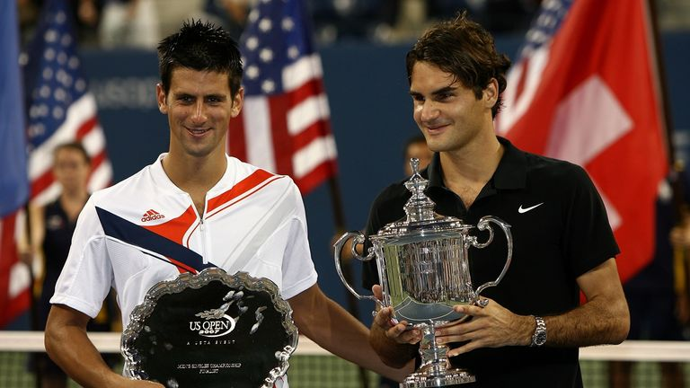 federer djokovic us open