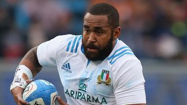 Samuela Vunisa has joined PRO12 side Glasgow Warriors from Saracens on a two-year contract
