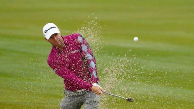 Bradley Dredge is without a European Tour title since 2006
