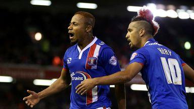 Derek Asamoah: Scored for Carlisle