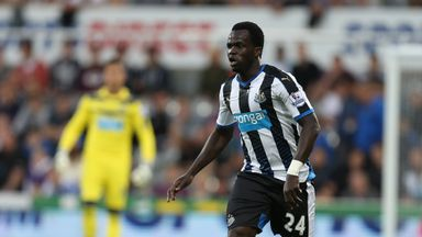 Midfielder Cheick Tiote is in talks to leave Newcastle