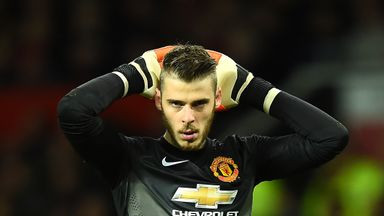 David de Gea saw his proposed move from Manchester United to Real Madrid break down before Monday's deadline