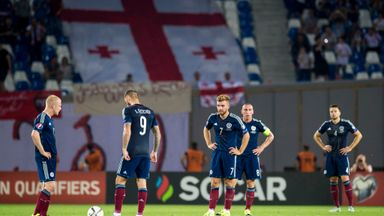Scotland face an uphill battle to qualify for Euro 2016