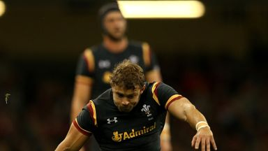 Scarlets confirm interest in Leigh Halfpenny