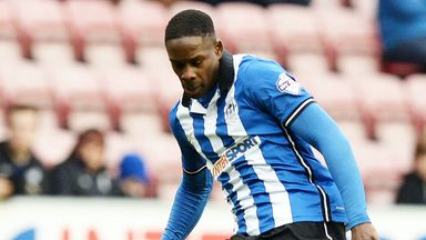 Wigan's Leon Barnett: Failed to find the net