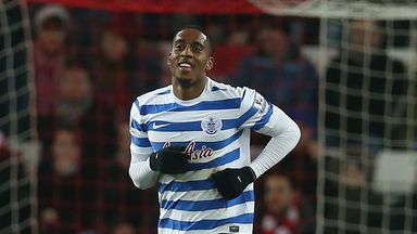 QPR's Leroy Fer equalised just before half time.