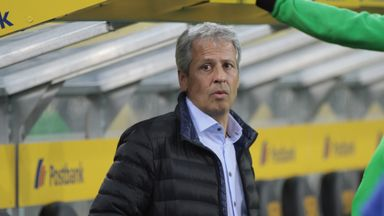 Lucien Favre has taken charge at Nice