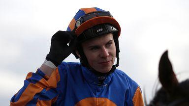 Joseph O'Brien: Struck at Dundalk.