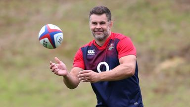 Nick Easter, at the age of 37, will provide huge experience to the England squad