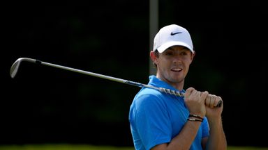 McIlroy returns to action after missing the Barclays