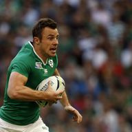Tommy Bowe has been retained on the wing after scoring two tries against Romania