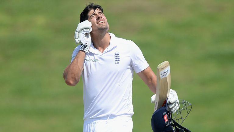 England in UAE: Alastair Cook's sensational 263 in stats ...