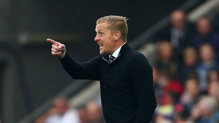 Swansea prospered under Garry Monk last season but have struggled over the last couple of months