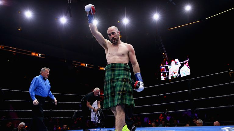 Gary O'Sullivan has confirmed his fight with Chris Eubank Jr