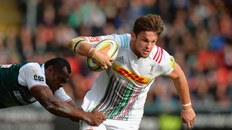 Jack Clifford has been rewarded for his excellent form with Harlequins