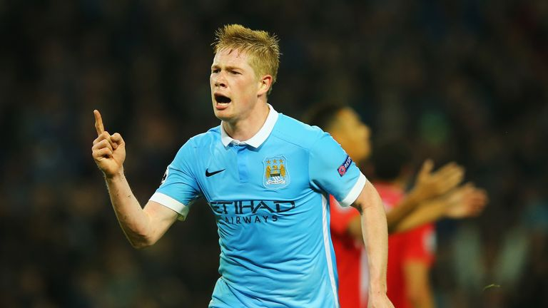 Kevin De Bruyne was on the verge of joining Bayern Munich before Manchester City transfer
