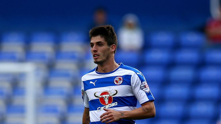 Lucas Piazon has scored twice for Reading