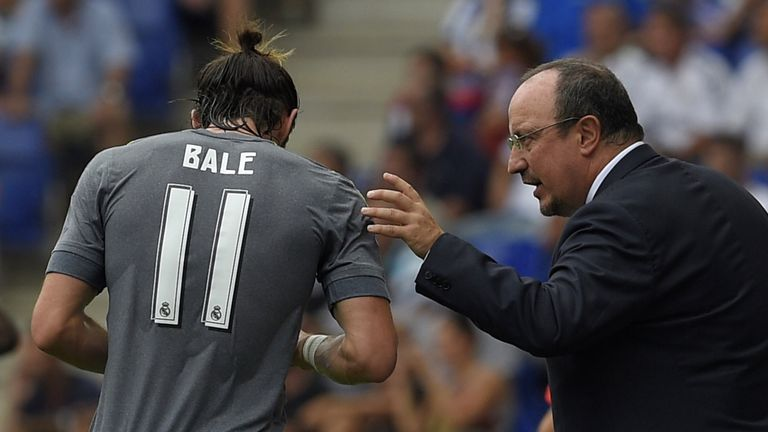 Balague says Bale was happy with the direction the team was heading in under Benitez