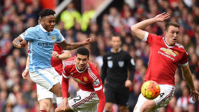 The Manchester derby is live on Sky Sports on March 20