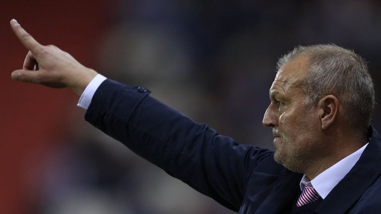 Rotherham United manager Neil Redfearn lamented his side's wasted chances