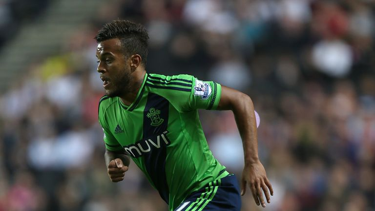 Ryan Bertrand played at left-back in Saturday's win over Estonia