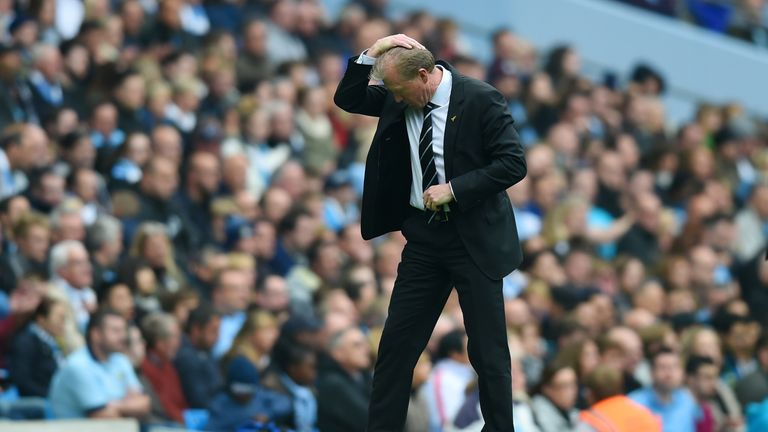 Steve McClaren and Newcastle are in need of a win