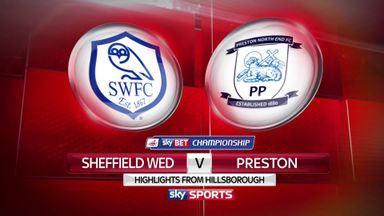 Sheffield Wednesday 3-1 Preston