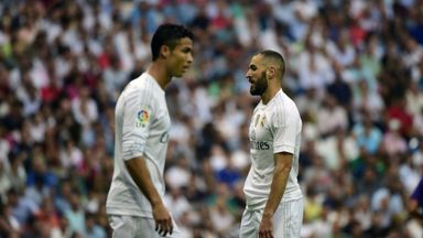 Karim Benzema earned praise on La Liga Weekly for his