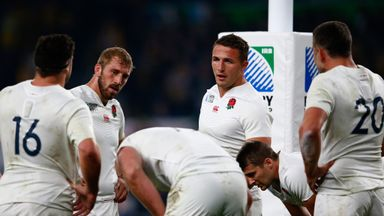 England cannot reach the Rugby World Cup quarter-finals