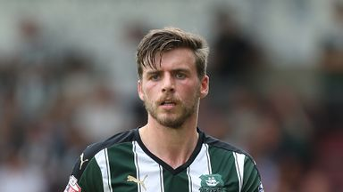 Graham Carey: Hoping to start for Plymouth