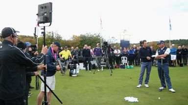 The live masterclasses have proved a huge hit, particularly with the youngsters