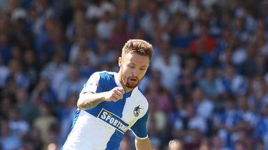 Matt Taylor: Bristol Rovers' hat-trick hero