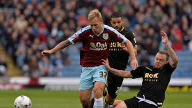 Scott Arfield (No 37) answers 10 questions in this week's FL72 podcast