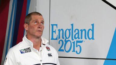 Stuart Lancaster endured a miserable night at Twickenham on Saturday
