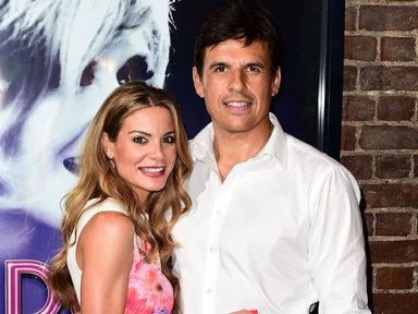 Chris Coleman with wife Charlotte